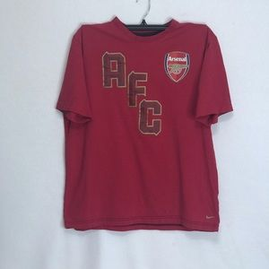 "Nike Shirts - Nike ""AFC Arsenal"" XL Men Shirt Graphic Tee"